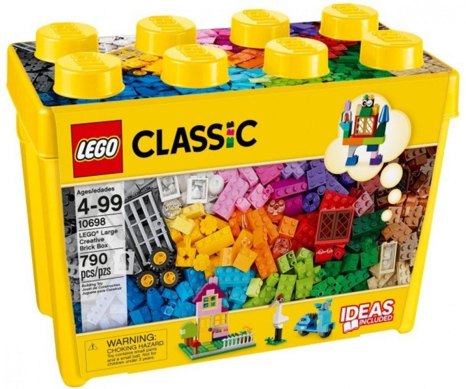 Lego קופסת יצירה גדולה