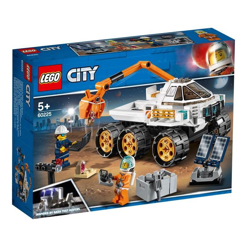 Lego לגו 60225 Rover Testing Drive