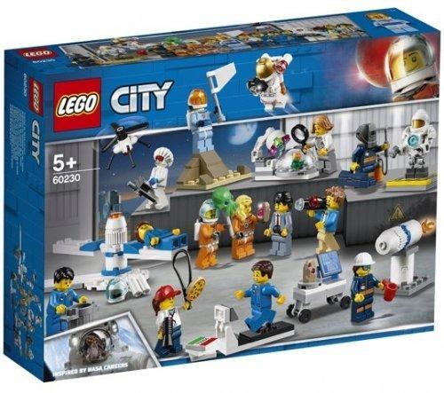 לגו 60230 LEGO -לגו סיטי תחנת חלל
