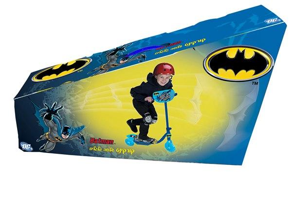 קורקינט 3 גלגלים באטמן
